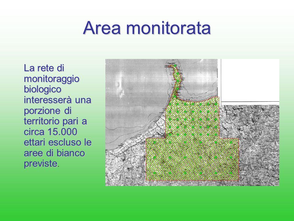 Area monitorata