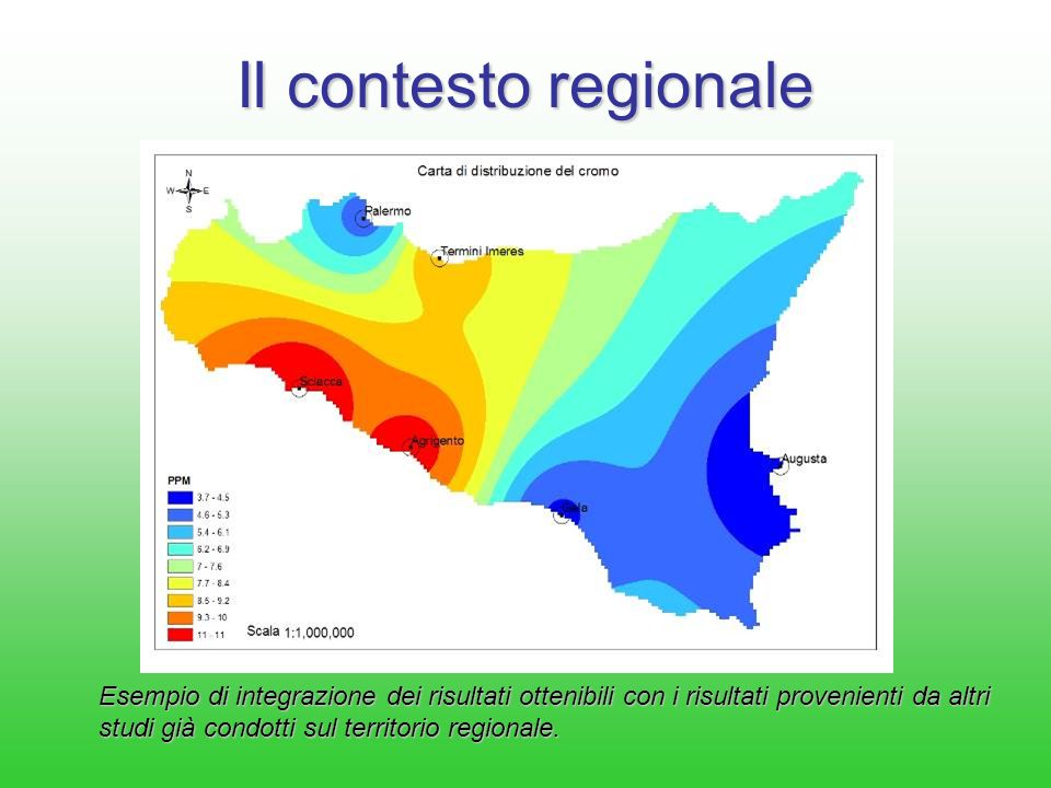 Il contesto regionale