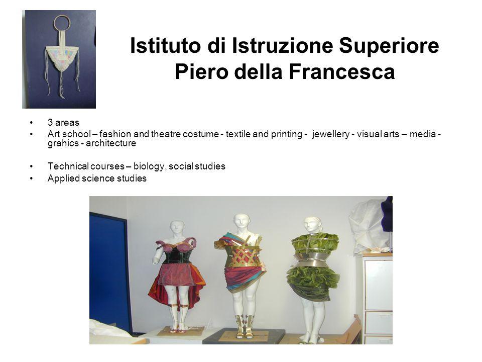 Istituto di Istruzione Superiore Piero della Francesca