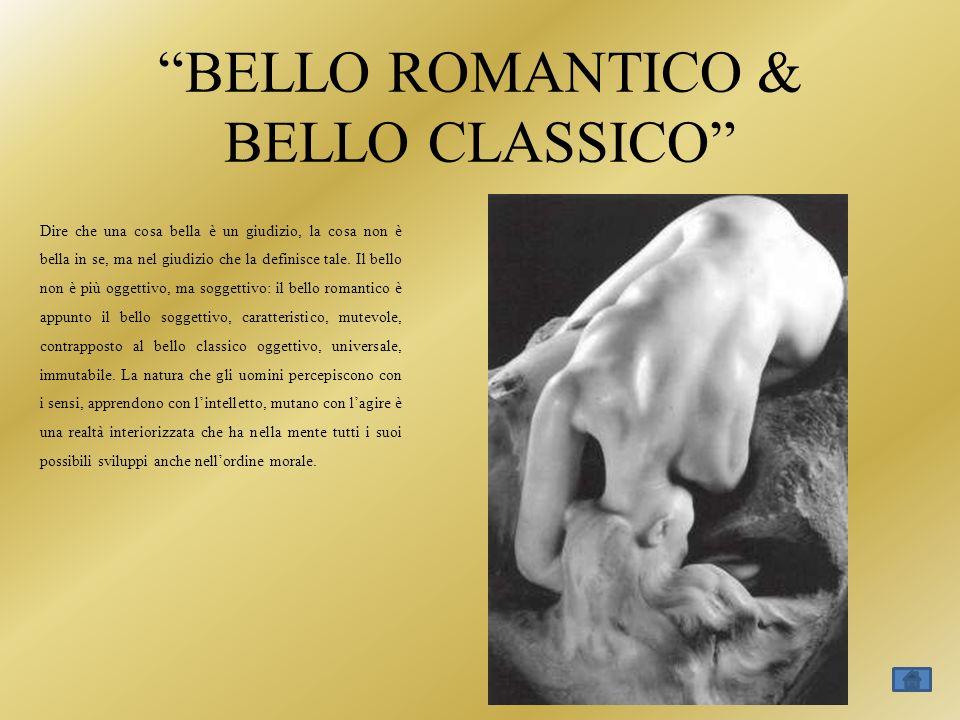 BELLO ROMANTICO & BELLO CLASSICO