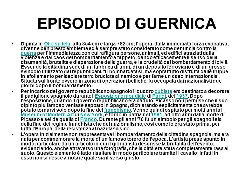 EPISODIO DI GUERNICA