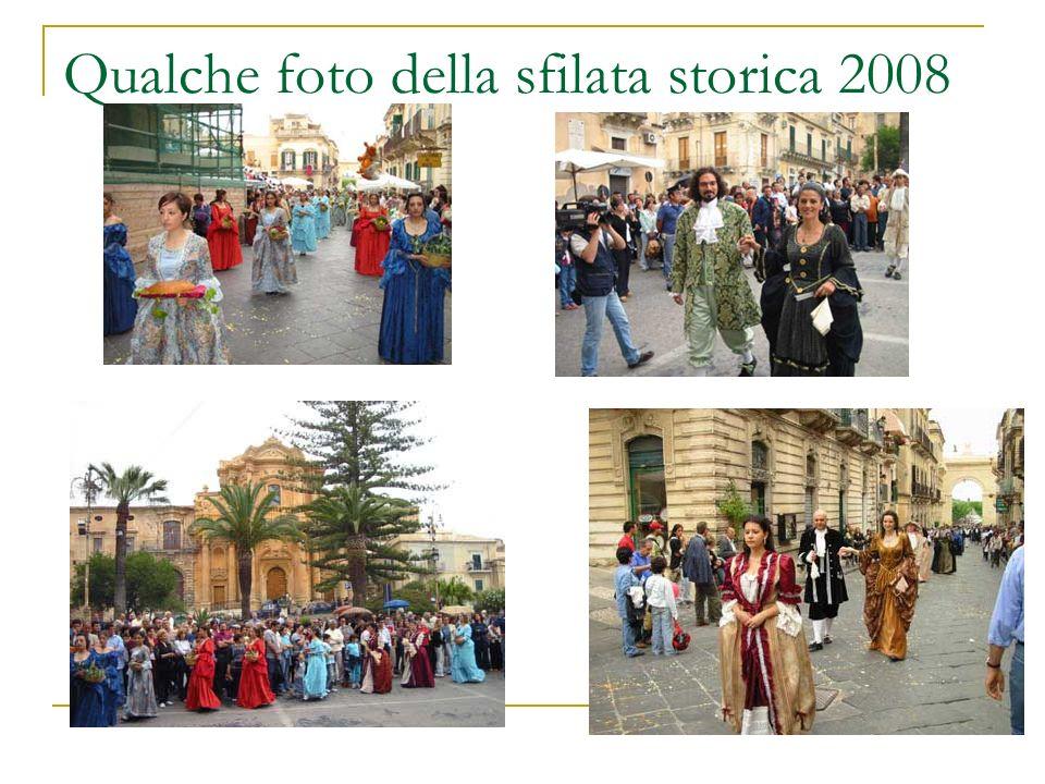 Qualche foto della sfilata storica 2008