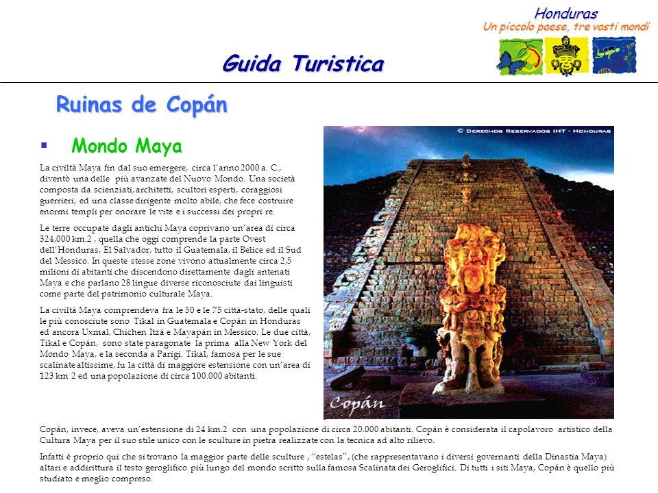 Ruinas de Copán Mondo Maya
