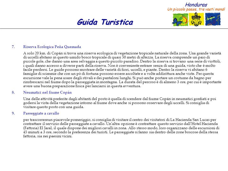 Riserva Ecologica Peña Quemada