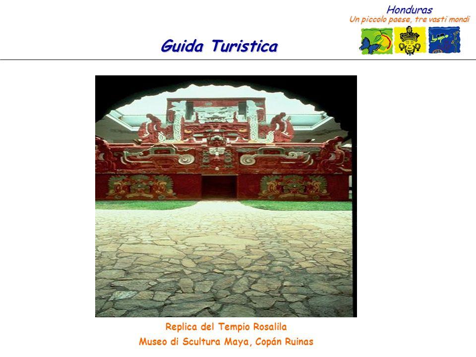 Museo di Scultura Maya, Copán Ruinas