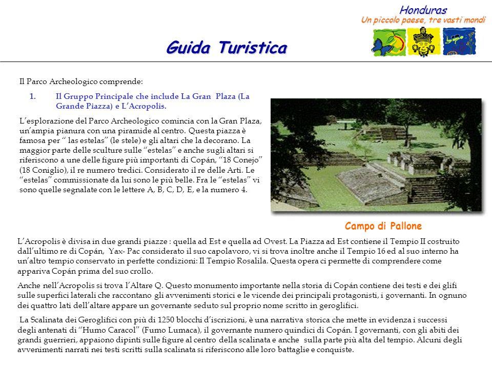 Campo di Pallone Il Parco Archeologico comprende: