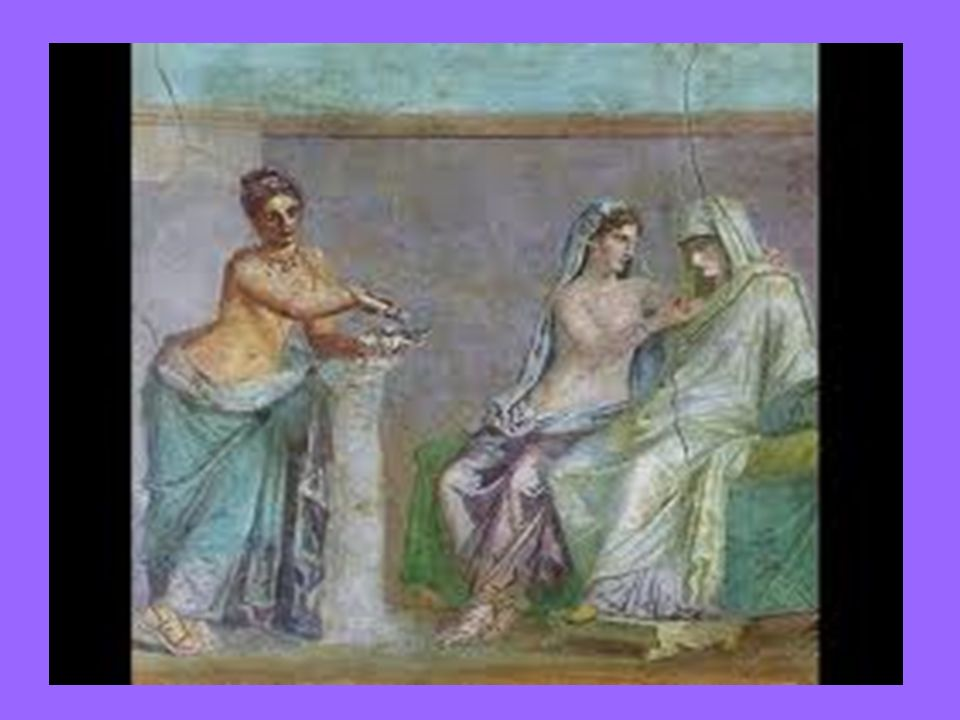 La pittura Della pittura greca abbiamo solo notizie da fonti letterarie e da riproduzioni iconografiche delle urne.