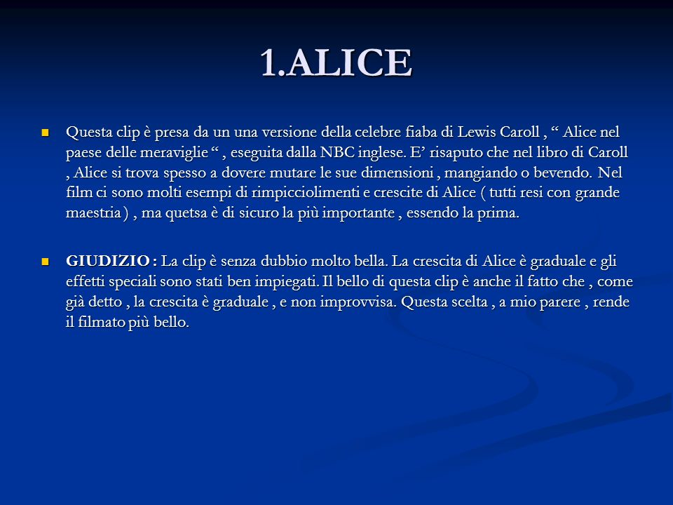 1.ALICE