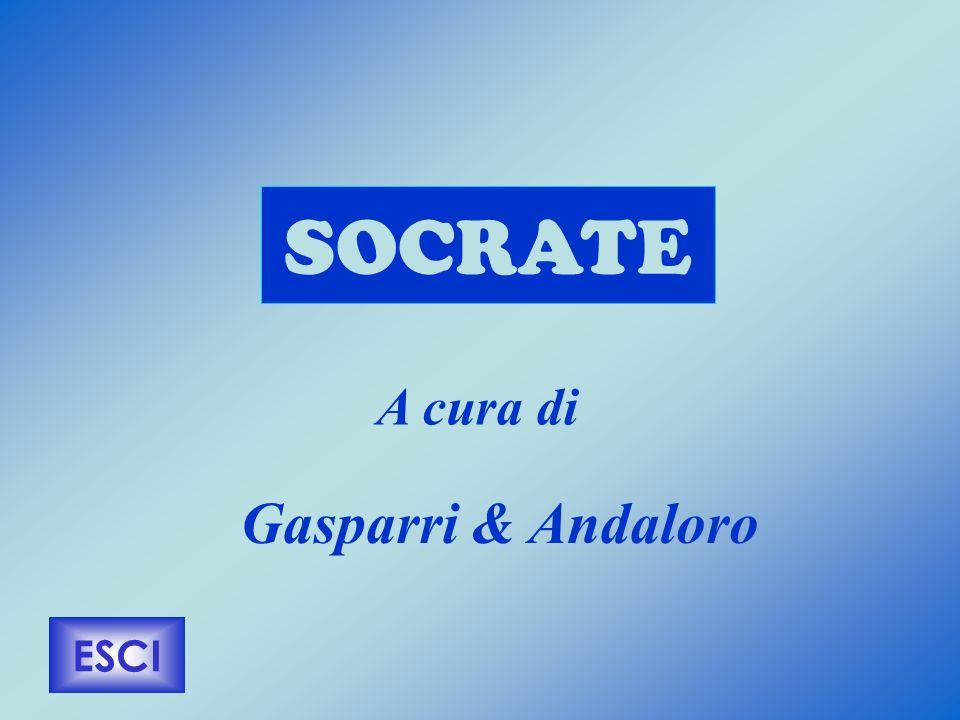 SOCRATE A cura di Gasparri & Andaloro ESCI