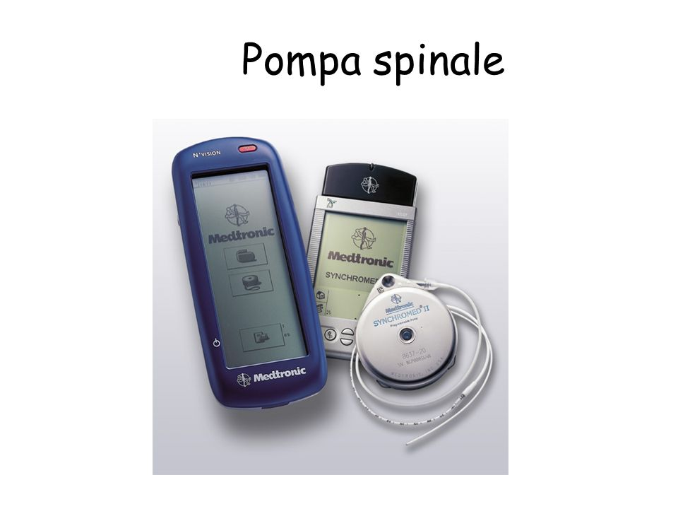 Pompa spinale