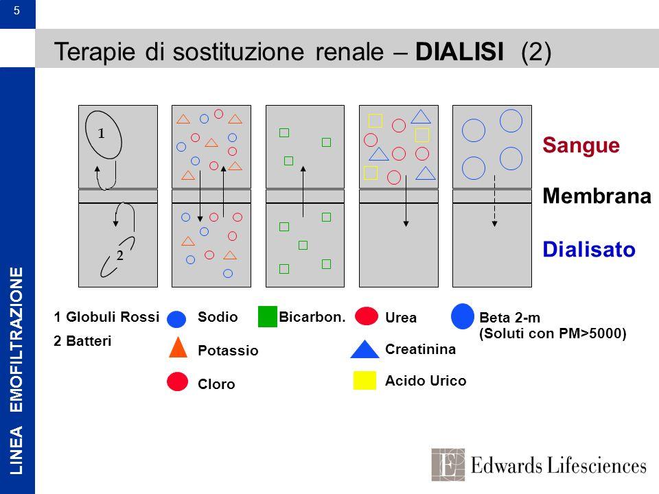 Terapie di sostituzione renale – DIALISI (2)
