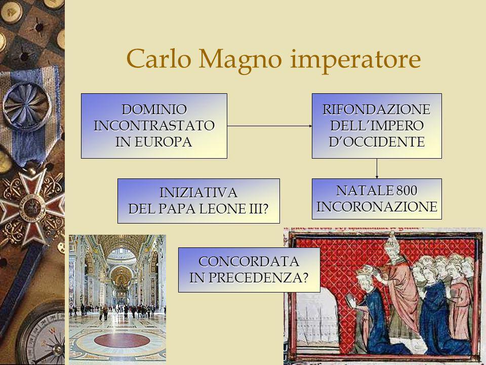 Carlo Magno imperatore