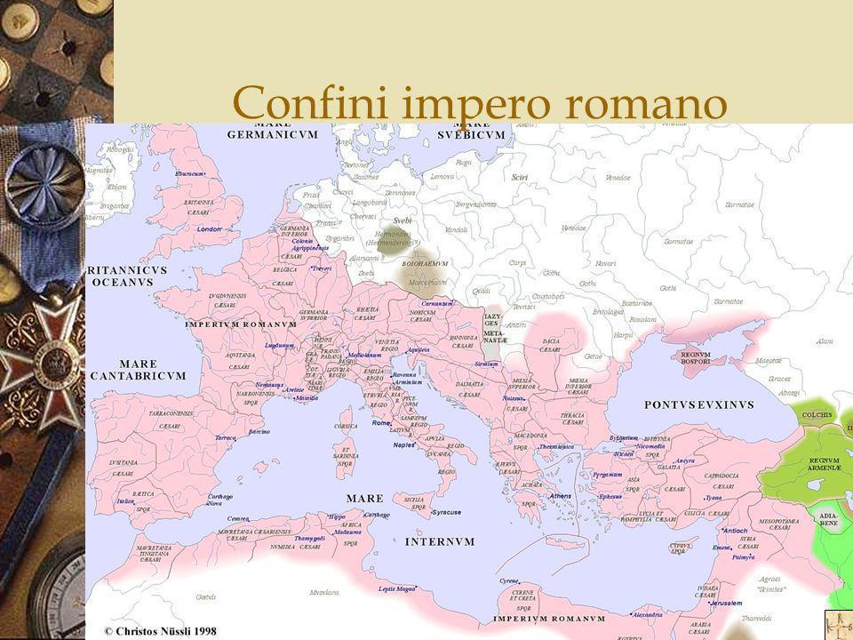 Confini impero romano