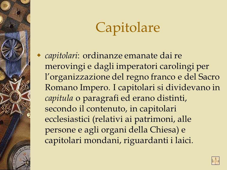 Capitolare