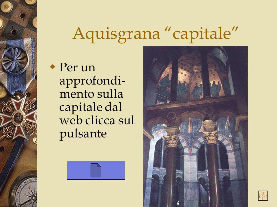 Aquisgrana capitale