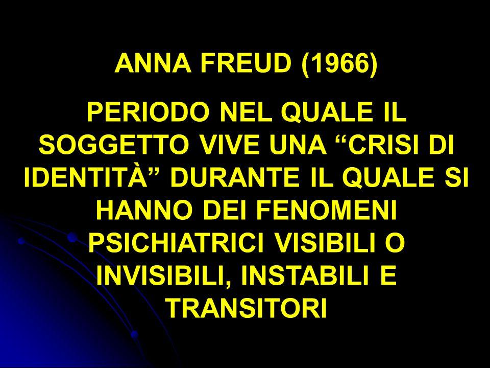 ANNA FREUD (1966)