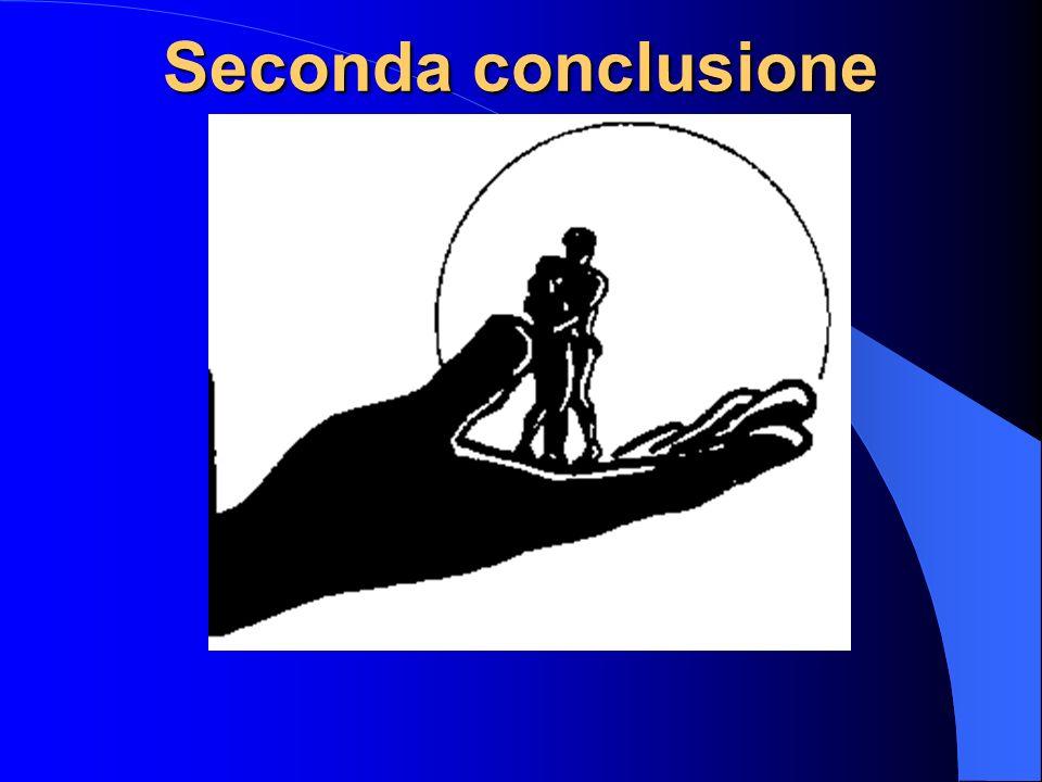 Seconda conclusione