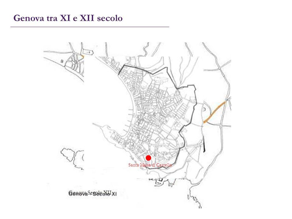 Genova tra XI e XII secolo
