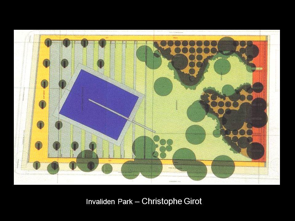 Invaliden Park – Christophe Girot