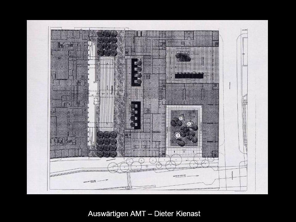 Auswärtigen AMT – Dieter Kienast
