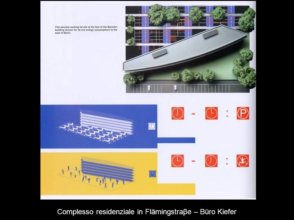 Complesso residenziale in Flämingstraβe – Büro Kiefer