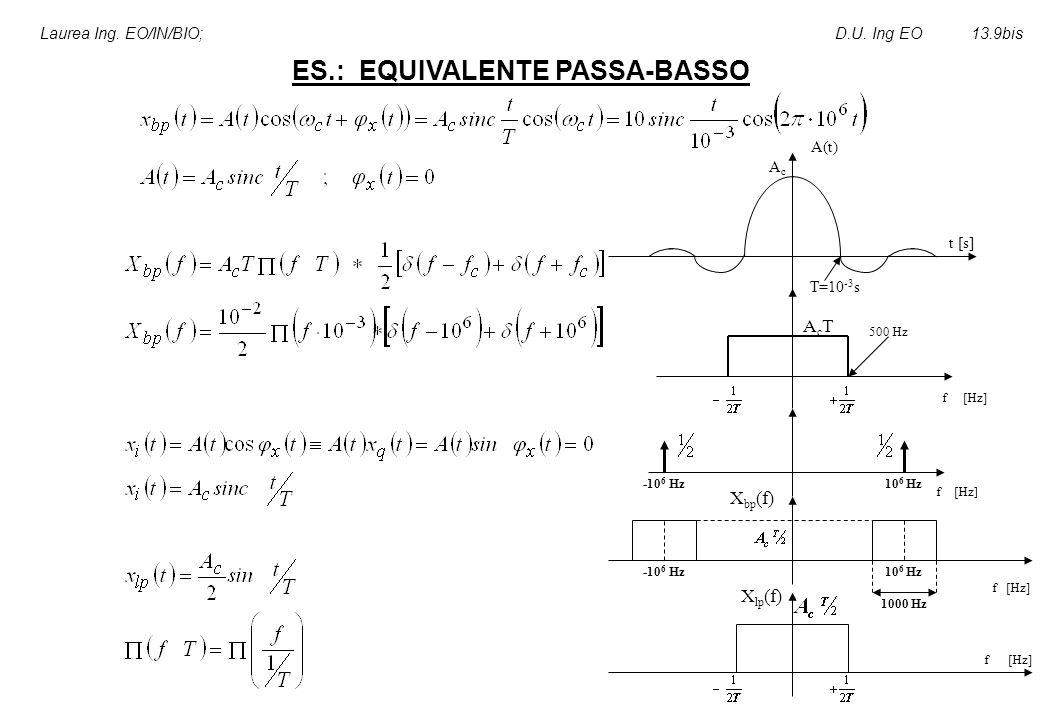 ES.: EQUIVALENTE PASSA-BASSO