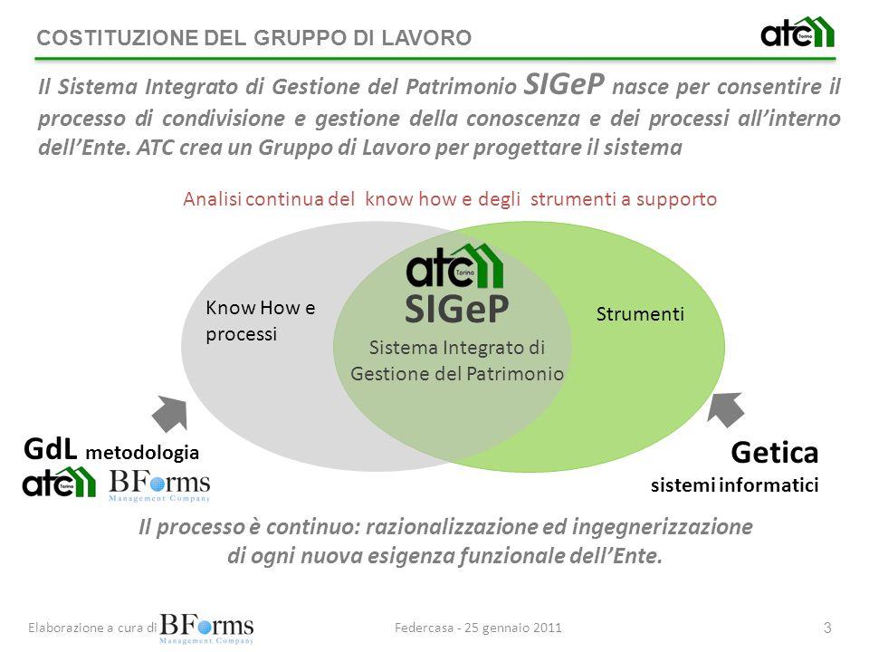 SIGeP GdL metodologia Getica