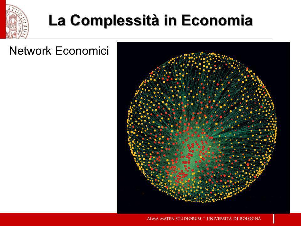 La Complessità in Economia