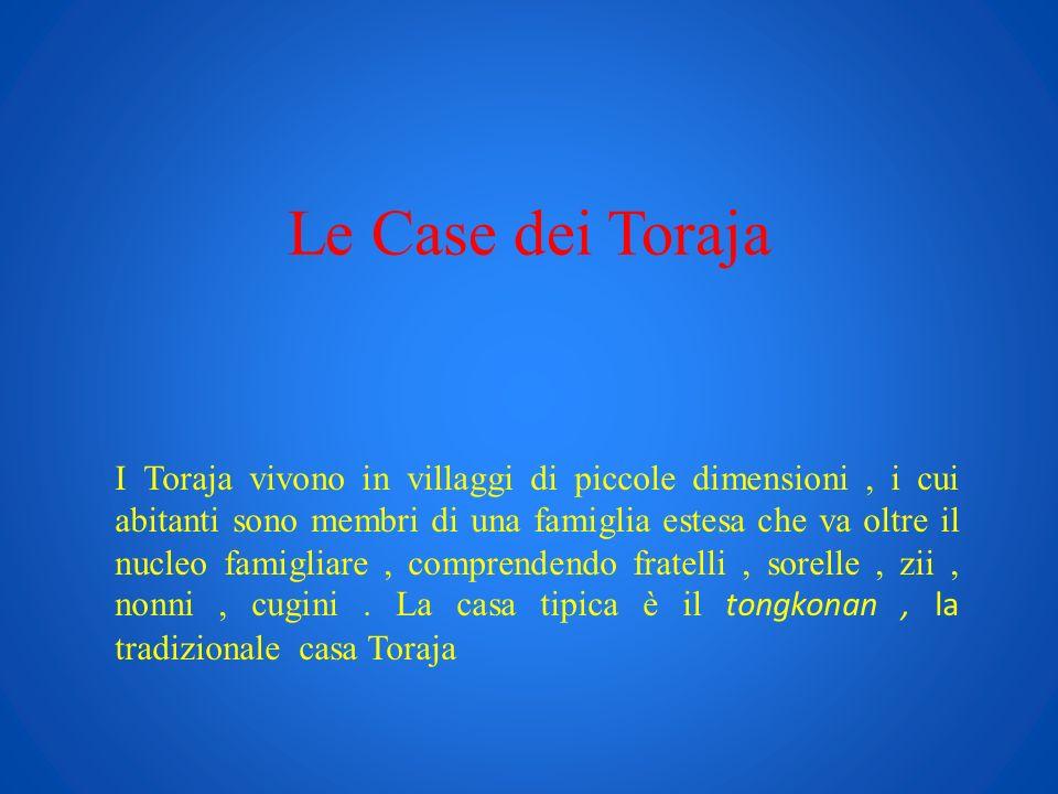 Le Case dei Toraja