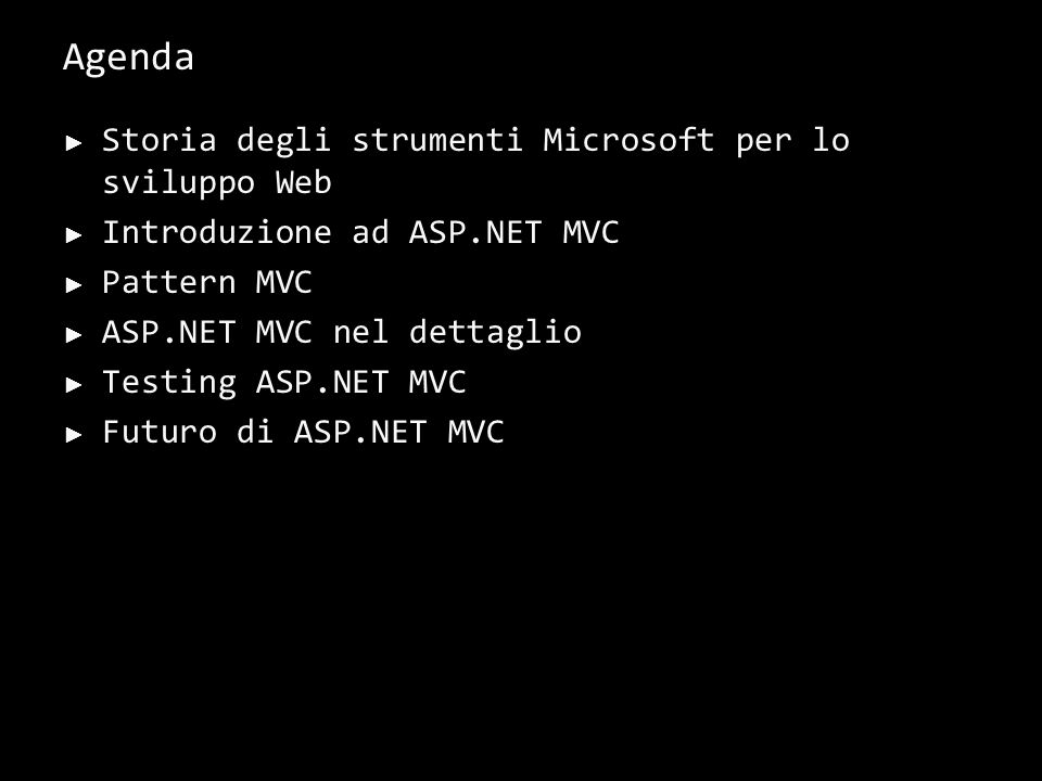 Storia degli strumenti Microsoft per lo sviluppo Web
