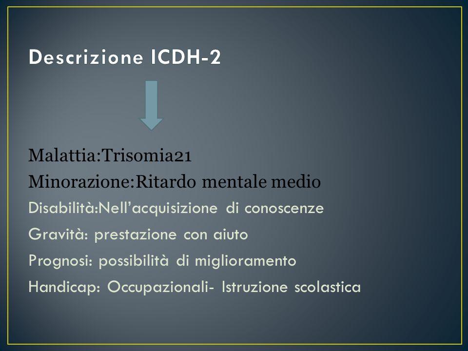 Descrizione ICDH-2
