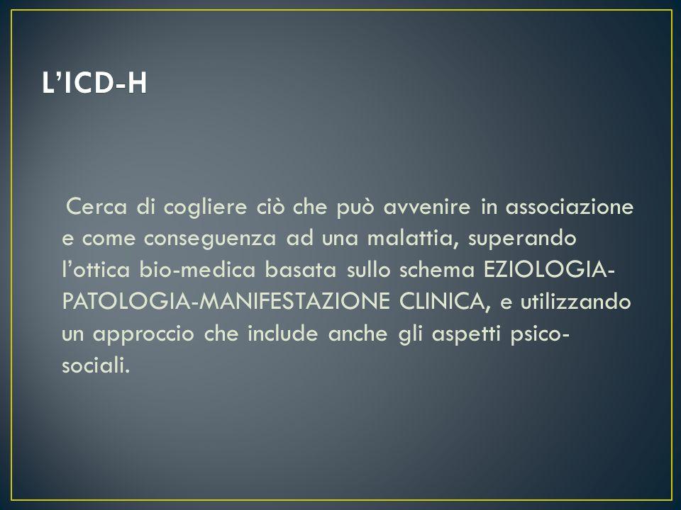 L'ICD-H