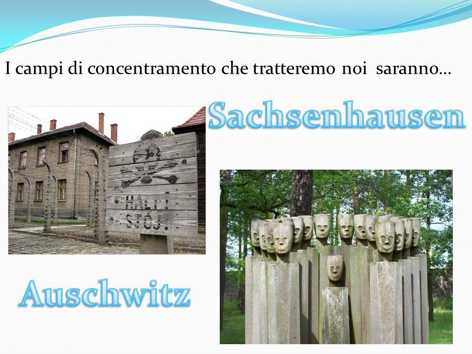Sachsenhausen Auschwitz