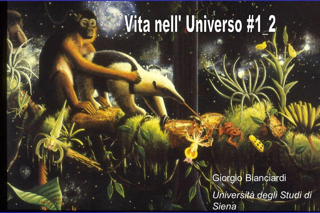 Vita nell Universo #1_2 Giorgio Bianciardi