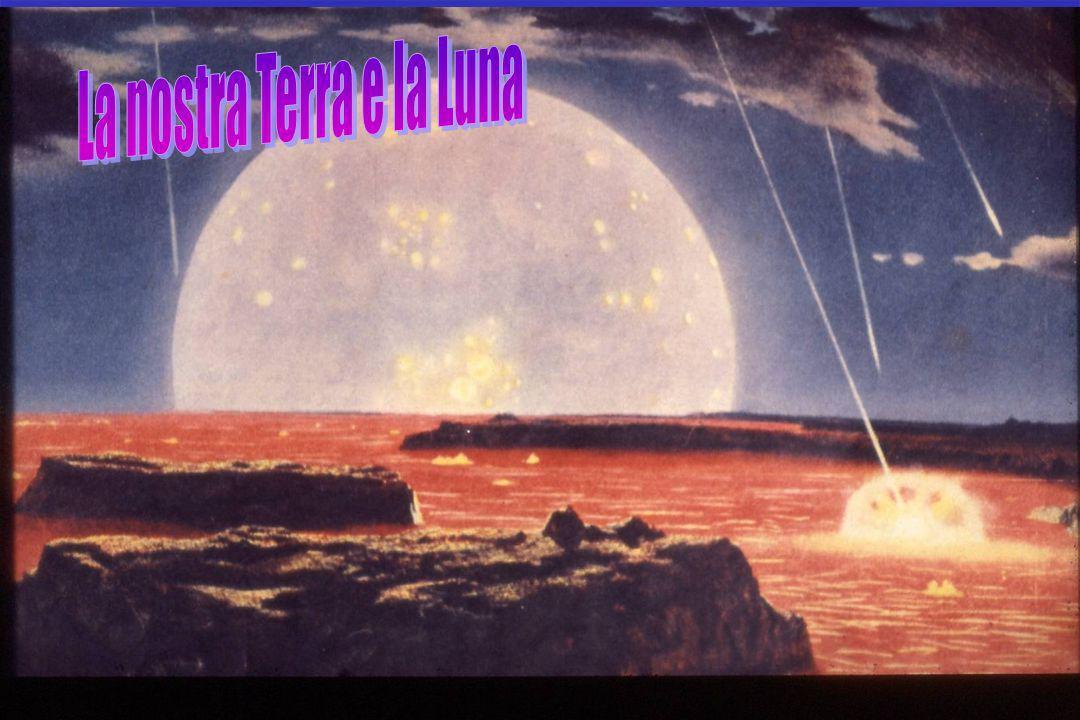 La nostra Terra e la Luna