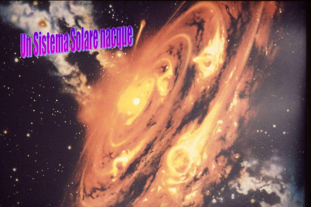 Un Sistema Solare nacque