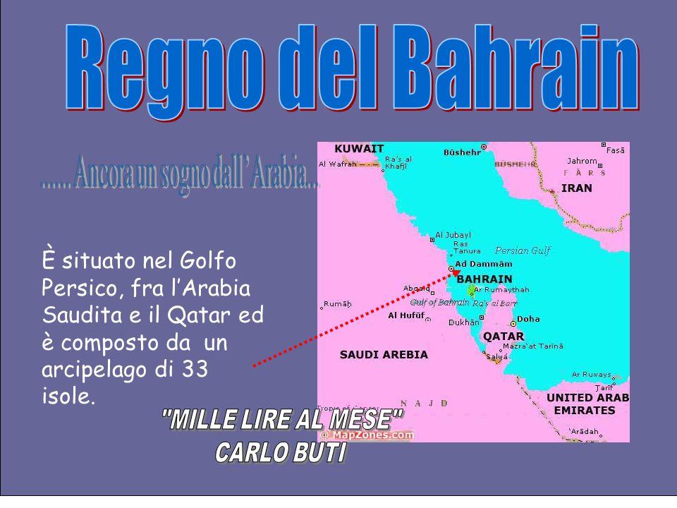 ...... Ancora un sogno dall' Arabia...