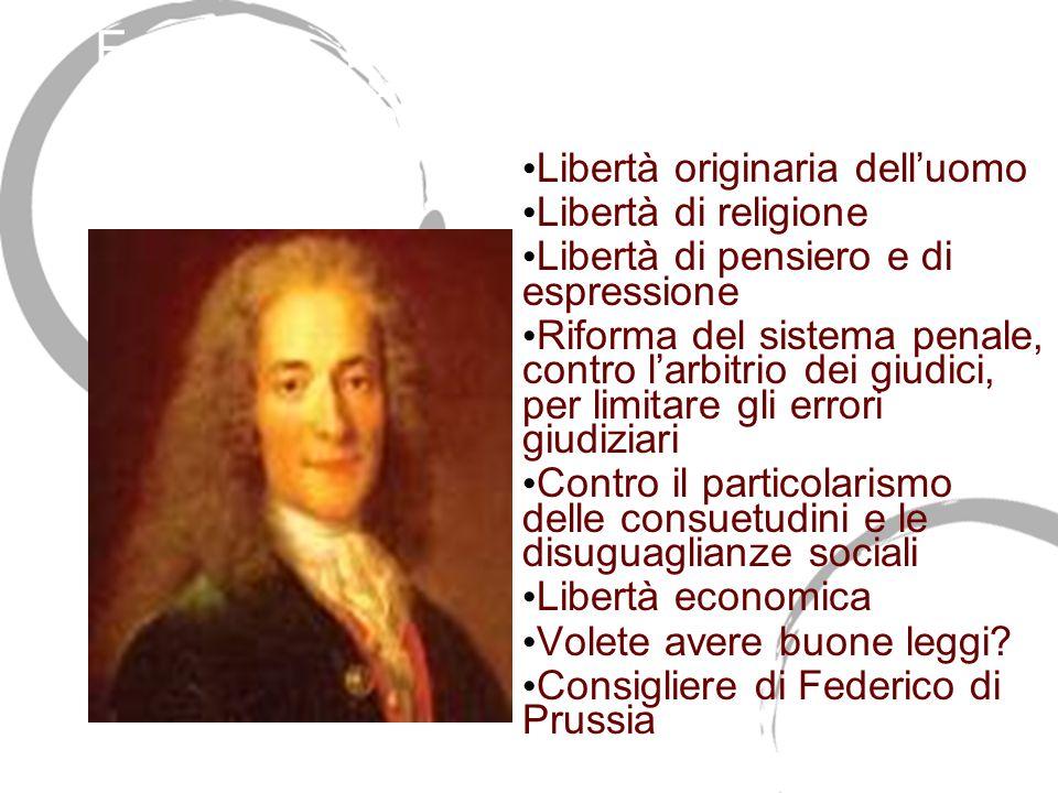 François - Marie Arouet Voltaire 1694-1778