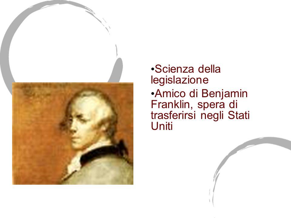 Gaetano Filangieri (1752-1788)