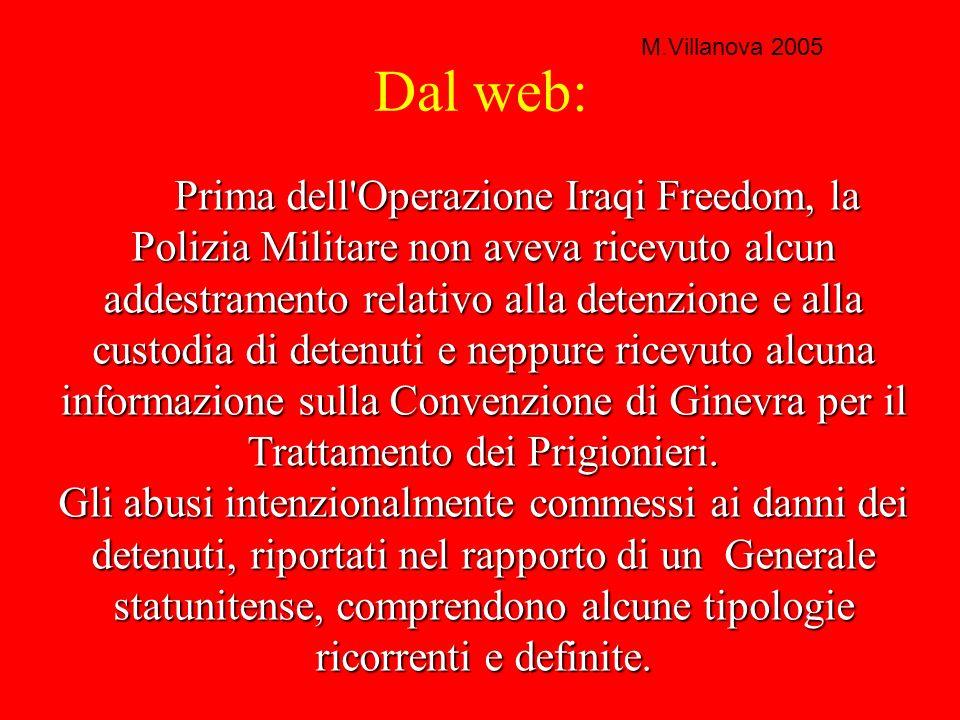 Dal web: M.Villanova 2005.