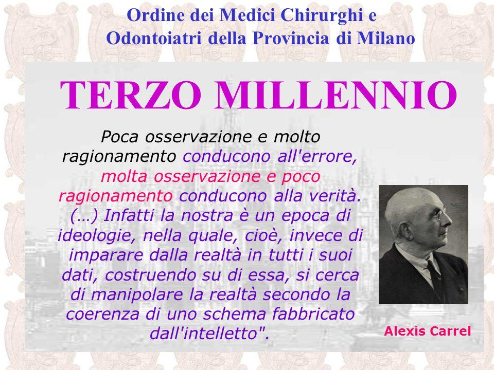 Ordine dei Medici Chirurghi e Odontoiatri della Provincia di Milano