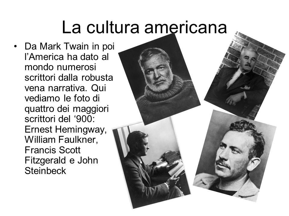 La cultura americana