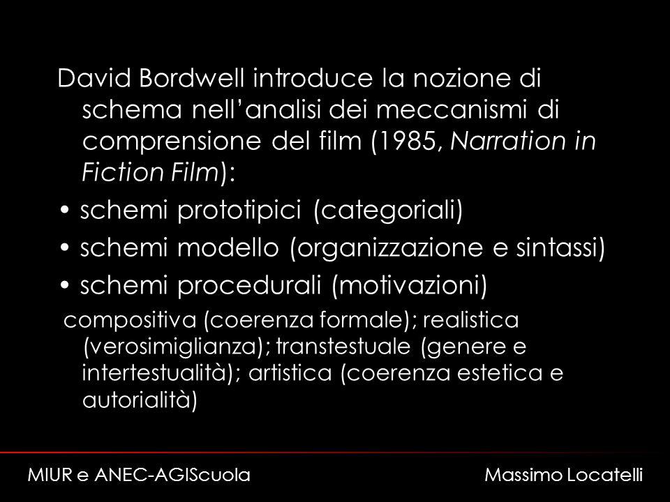 MIUR e ANEC-AGIScuola Massimo Locatelli