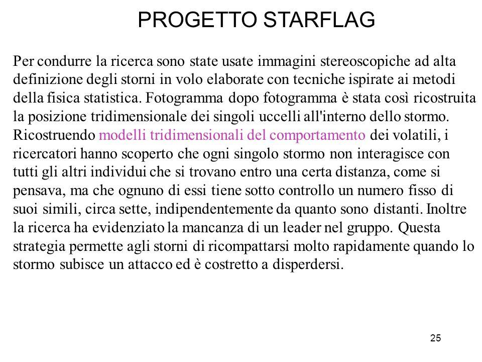 PROGETTO STARFLAG