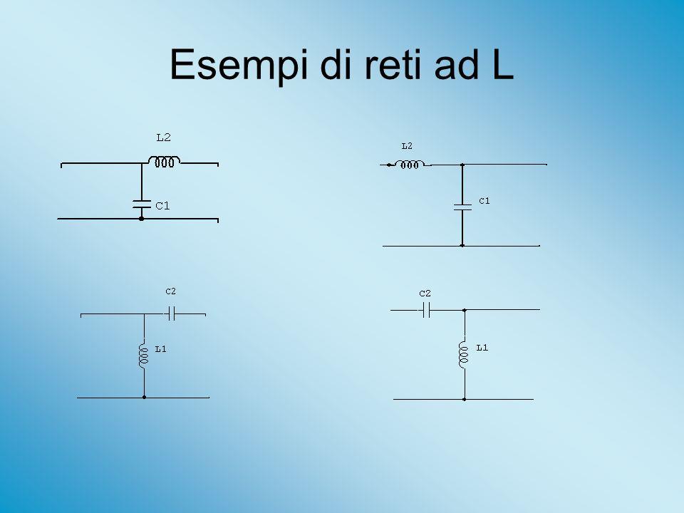 Esempi di reti ad L