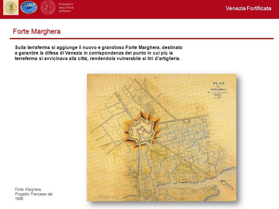 Forte Marghera Venezia Fortificata