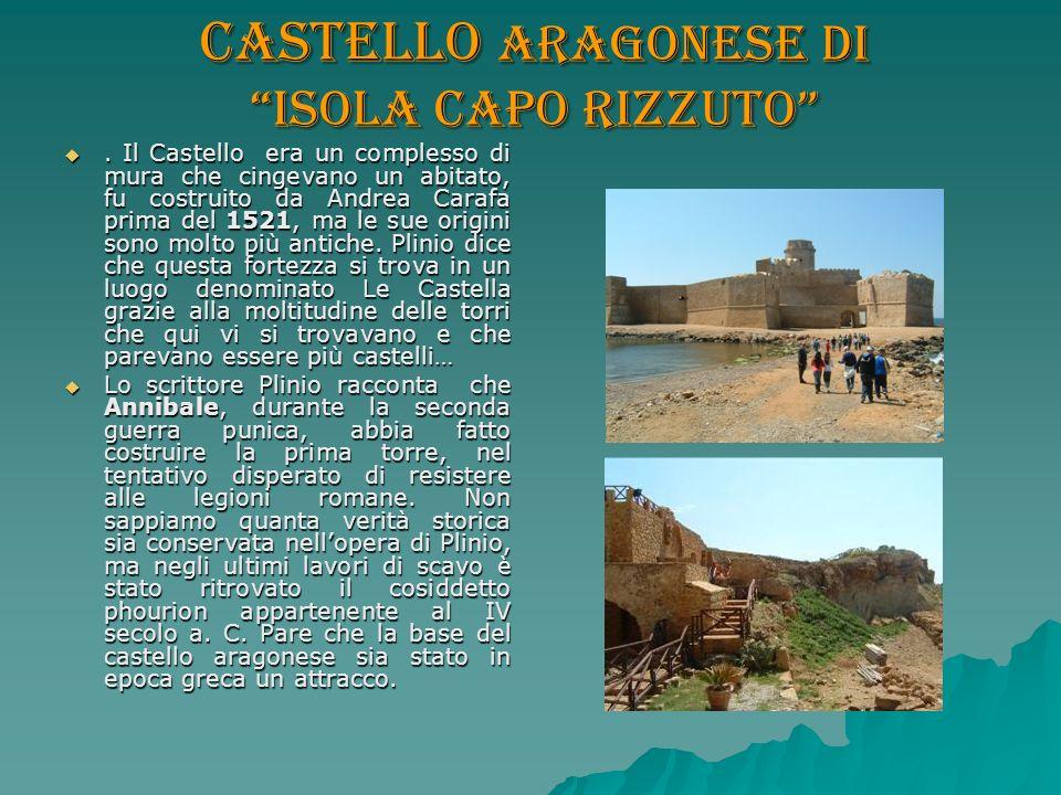 Castello aragonese di Isola Capo Rizzuto