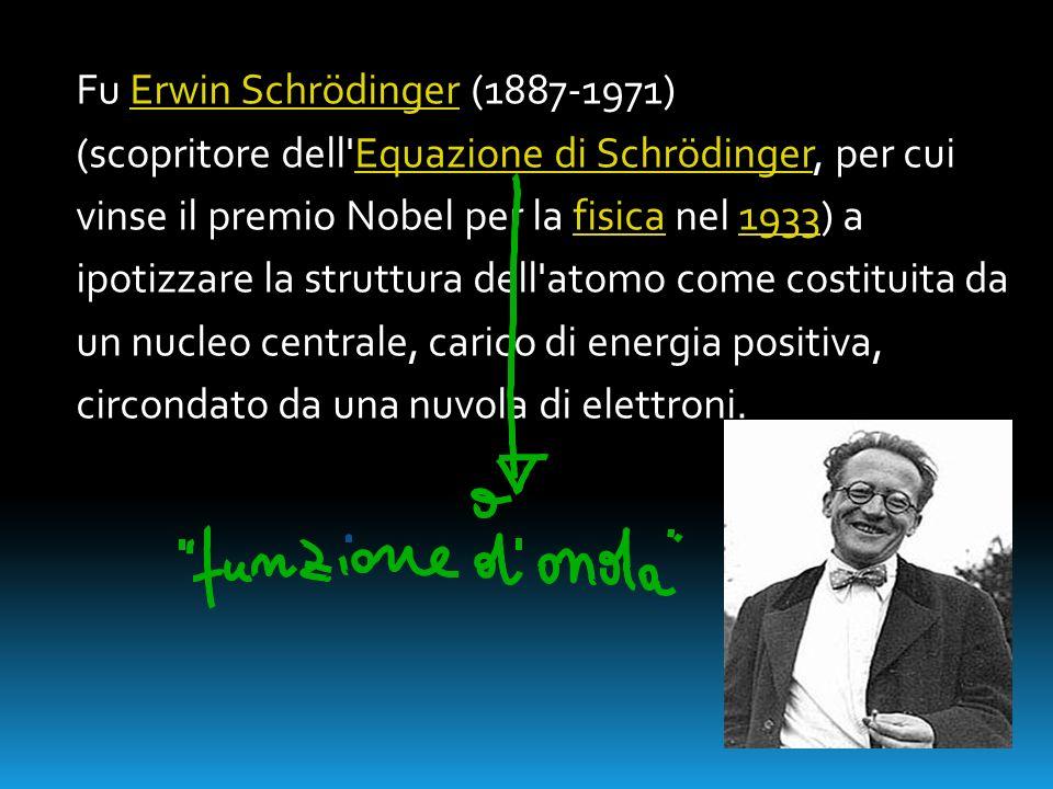 Fu Erwin Schrödinger (1887-1971)