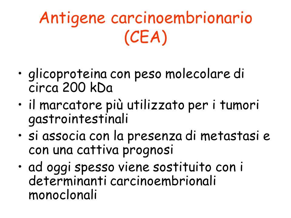 Antigene carcinoembrionario (CEA)