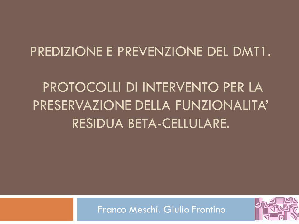 Franco Meschi. Giulio Frontino